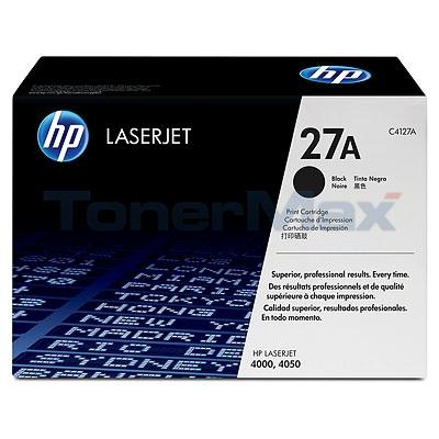 HP LASERJET 4000 TONER BLACK 6K
